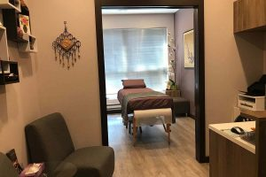 Office and Treatment Room